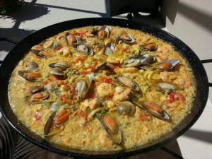 Paella espagnol