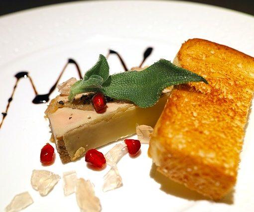 foie gras brioche