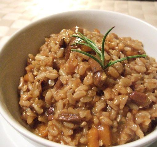risotto italien